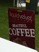 get beautiful consistent coffee at Riccarton ROtary Raceourse market Christchurch -